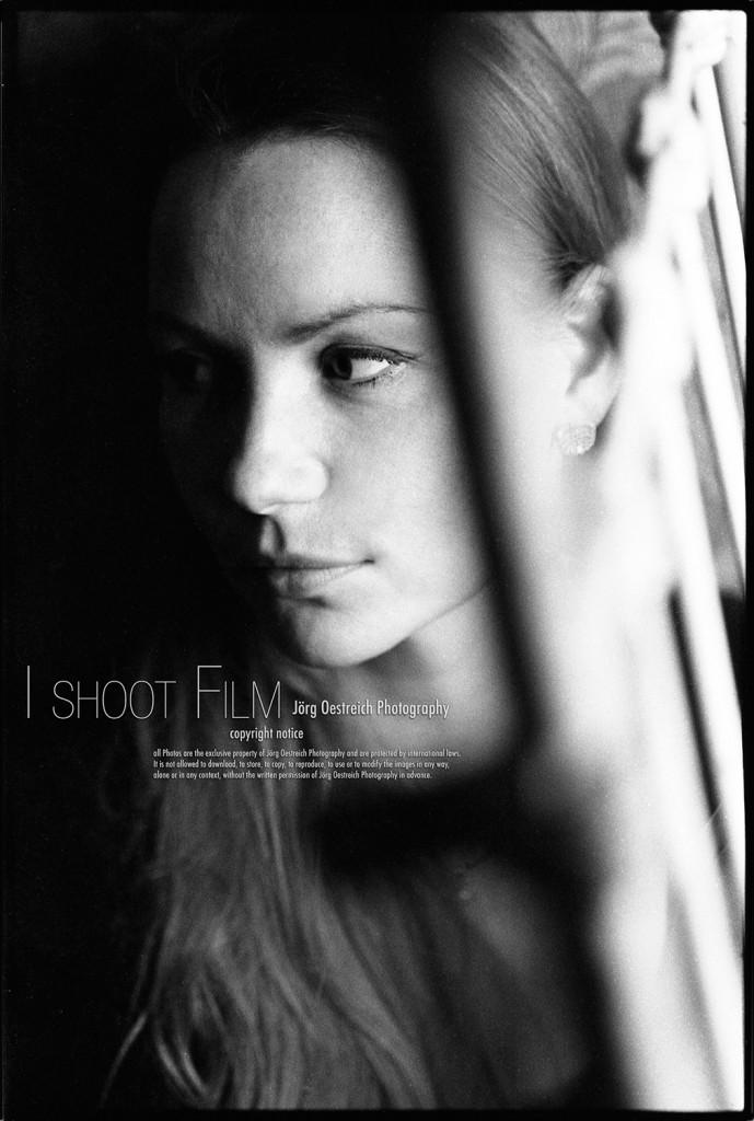 I shoot Film